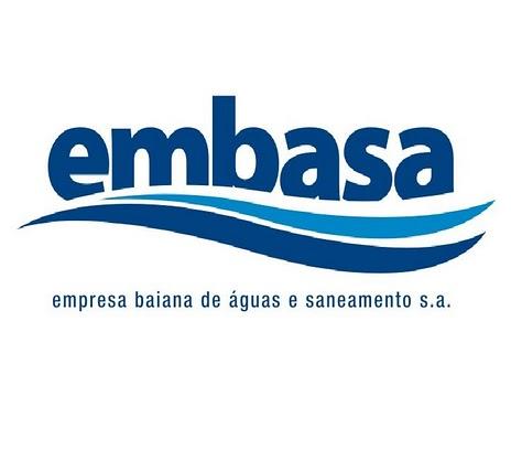 Resultado de imagem para EMBASA