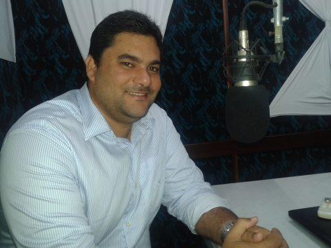 Resultado de imagem para rafael damasceno rádio jaraguar