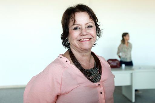 Julieta Palmeira, secretária de Políticas para as Mulheres (SPM)
