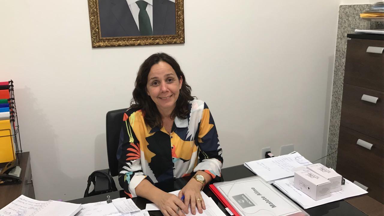 Secretaria Municipal da Assistência Social - Aline Pinheiro