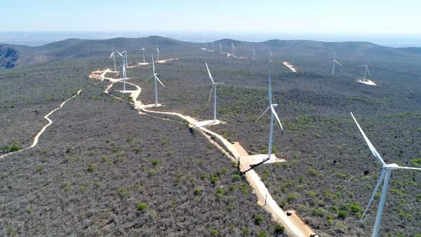 Resultado de imagem para Conjunto Eólico Umburanas entra em operação na Bahia com R$ 1,8 bi em investimentos