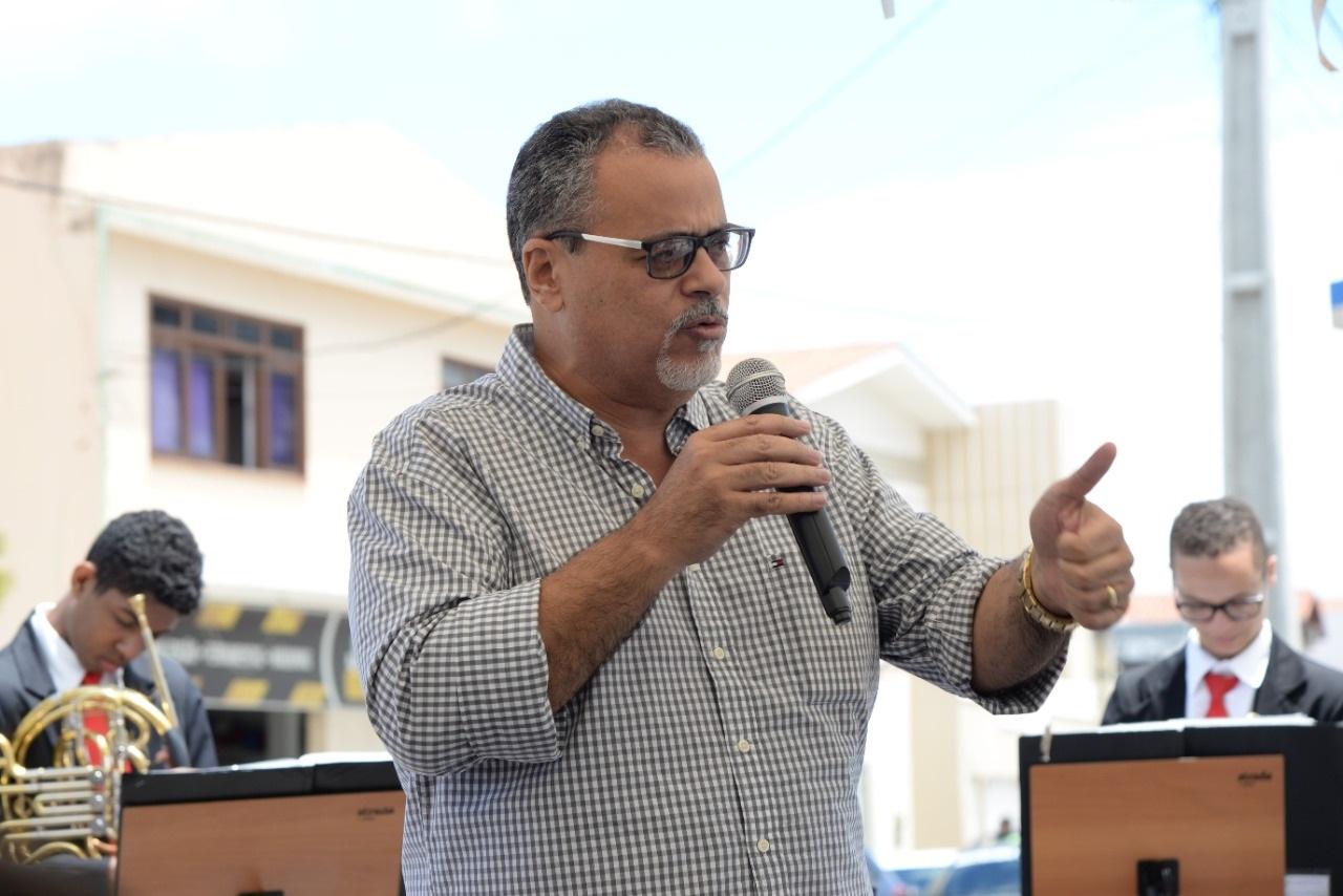 """""""A prefeitura de Jacobina não tem nenhum centavo de restos a pagar"""", garante Luciano  da Locar"""