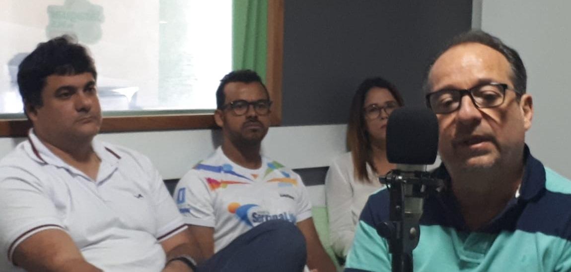 Cícero Monteiro entra de vez na disputa pela prefeitura de Jacobina