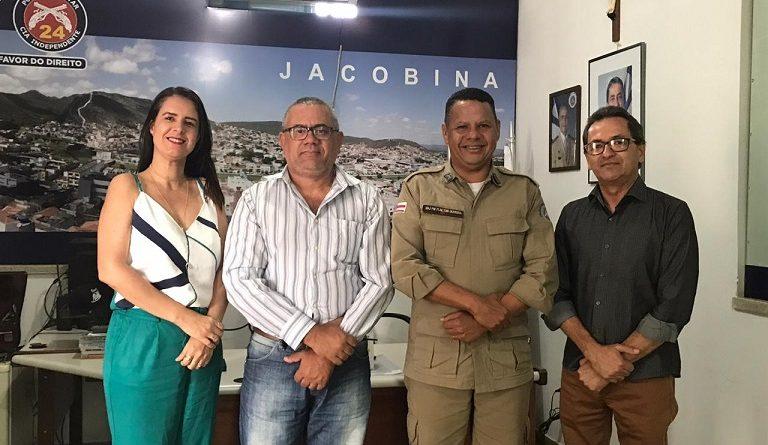 Colégio do Bairro Jacobina III terá gestão compartilhada com a Polícia Militar