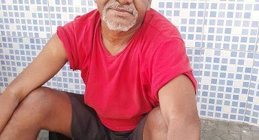 Morador de rua em Jacobina procura familiares em Itaberaba