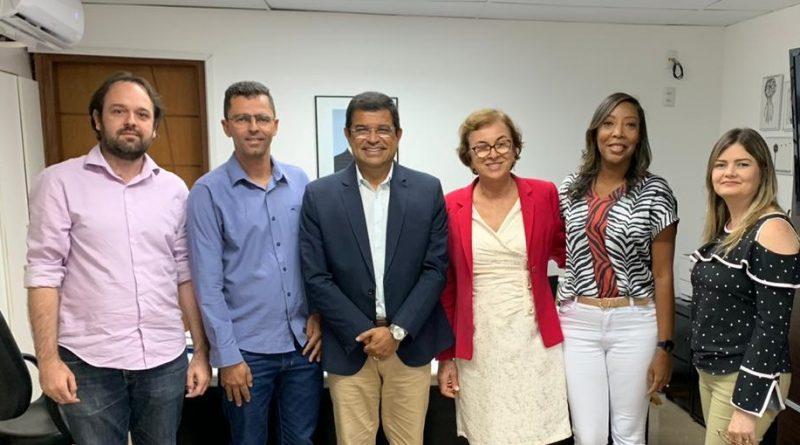 Presidente da Câmara consegue curso de qualificação para futuros trabalhadores do Parque Eólico de Mirangaba