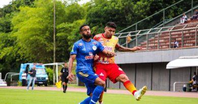 Campeonato Baiano: Jacobina empata com a Juazeirense em Salvador