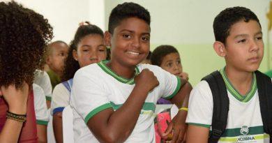 Aulas na Rede Municipal começam dia 10 - Foto: Paulo Facínius/PMS