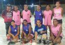 Mulheres fundam o clube de futebol Classe Feminina no Cidade do Ouro