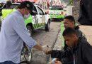 Jacobina: SMTT orienta mototaxistas e taxistas sobre prevenção ao coronavírus