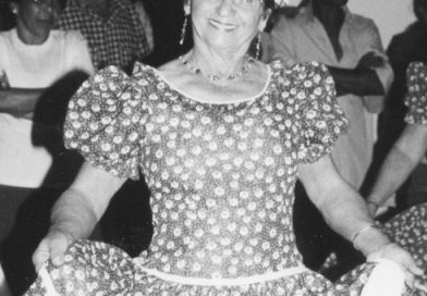 Dona Helena, mãe do radialista Maurício Dias, falece aos 89 anos