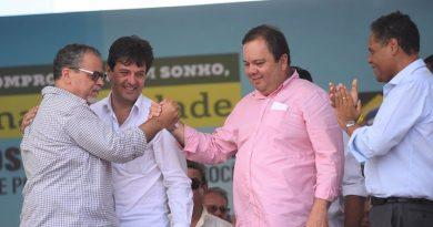 Elmar anuncia mais R$ 6,5 milhões para o Hospital Regional; Jacobina irá ganhar 20 leitos de Unidade Semi-Intensiva