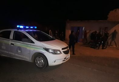 Guarda Municipal monta operação de segurança  para fiscalizar distritos após toque de recolher em Jacobina