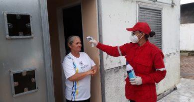 Prefeitura de Jacobina realiza desinfecção de ruas no distrito do Junco