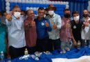 Eleições 2020: Convenção define chapa com Zé Raimundo e Lidinho   em Ourolândia