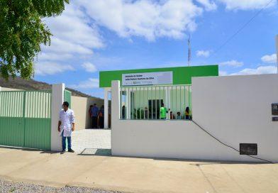 Município de Jacobina recebe UBS de Pau Ferro da AGES