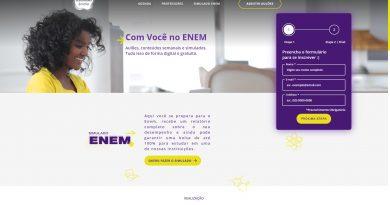Simulado gratuito da AGES auxilia jovens na preparação para o Enem
