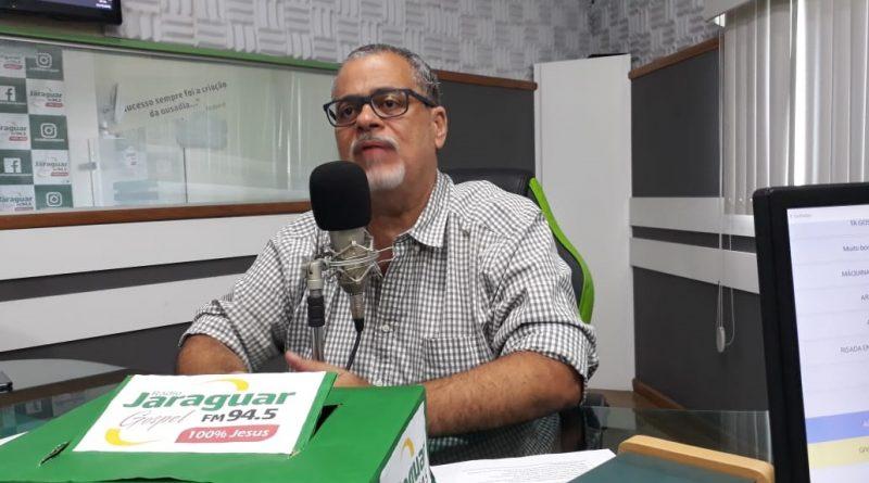 Luciano da Locar garante que irá construir o  Mercado do Produtor em Jacobina