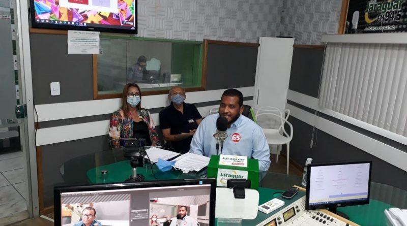 Eleições 2020: Tiago afirma que Guarda Municipal também irá trabalhar no trânsito de Jacobina