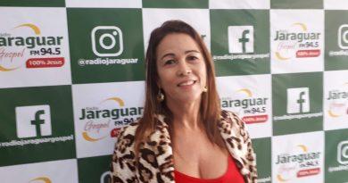 Kátia Alves é confirmada como a futura secretária de Saúde de Jacobina