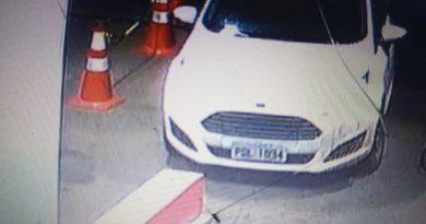 Câmeras flagram assalto a posto de combustível em Jacobina; veja as imagens