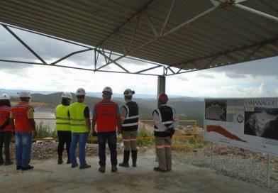 Defesa Civil Estadual e Municipal visitam e conhecem projetos das barragens da JMC Yamana Gold