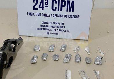 Miguel Calmon: Suspeito morre após atirar contra policiais em Brejo Grande