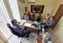 Representantes do Sicoob visitam o município de Caém