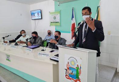 Vereador da oposição adere ao grupo do prefeito Arnaldinho em Caém