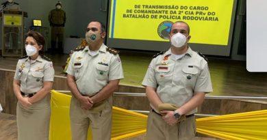 Novo Comandante da PRE em Jacobina defende fortalecimento da educação no trânsito