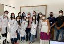 Parceria: Alunos de Medicina da AGES vão estagiar  em PSF´s de Caém